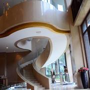 大型艺术别墅楼梯设计