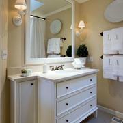 卫生间浴室柜设计