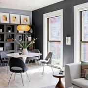 小户型一居客厅窗户设计