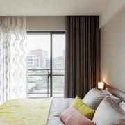 两室一厅简约风格卧室设计