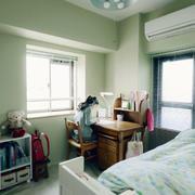 日式公寓儿童房装修