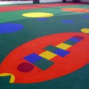 幼儿园卡通造型橡胶