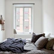 后现代风格卧室窗户设计