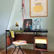 小户型一居电脑桌设计