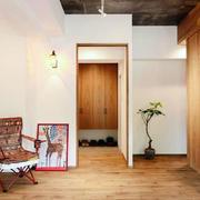 日式公寓玄关设计