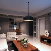 后现代风格家居沙发装饰