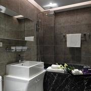 老屋后现代风格卫生间设计