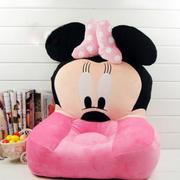 米琪粉色沙发装饰