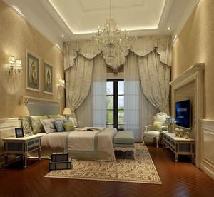欧式风格 卧室装修效果图一览