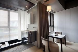 30平米自在宜人单身公寓效果图展示