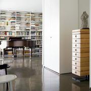 混搭风格大型书房装饰