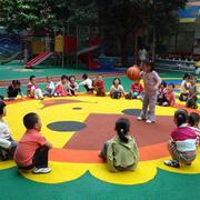 幼儿园大型娱乐场所橡胶设计
