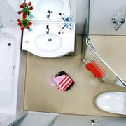韩式小户型卫生间装饰