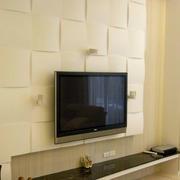 密集型电视背景墙设计
