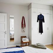 loft风格卧室衣柜设计