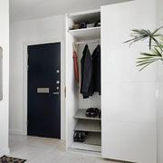 简约风格公寓衣柜设计