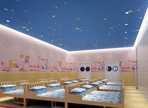 2015全新幼儿园墙面彩绘设计效果图