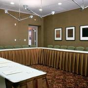 美式会议室创意灯饰装修