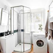 现代简约风格公寓卫生间
