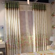 简约公寓窗帘设计