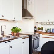 小户型小型厨房效果图