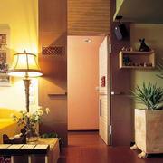 简约风格客厅皮制设计