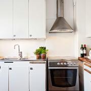 小户型整体厨房橱柜设计