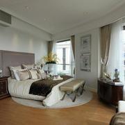 法式风格家装卧室装修