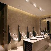 大型娱乐场所公厕装修