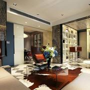 简欧风格客厅家居设计