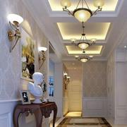 欧式创意过道灯饰设计
