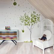 别墅简约风格创意桌椅设计