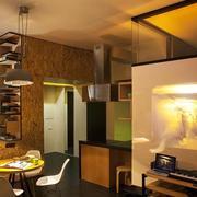 家庭影院休闲桌设计