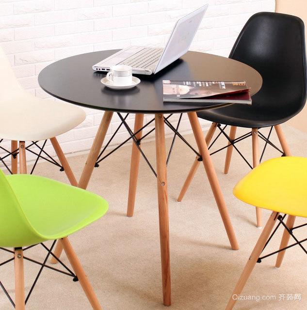 洽谈桌椅装修效果图