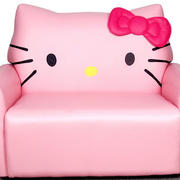 Kitty皮制沙发效果图
