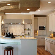 后现代风格简约厨具置物架