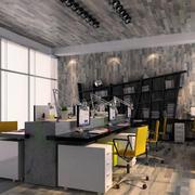 loft公寓私人工作室效果图