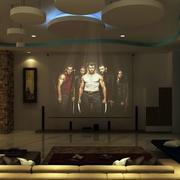 室内3D影院装修