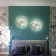 一室一厅卧室创意灯饰