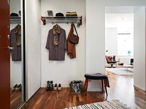 完美单身:50平米简单充满艺术气息的单身公寓装修设计