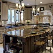 美式厨房创意灯饰