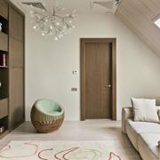 别墅客厅简约沙发设计