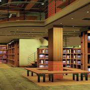 大型书店吊顶装修