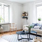 北欧风格简约窗户装饰