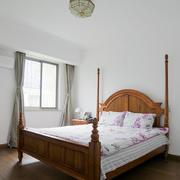 别墅美式简约风格卧室