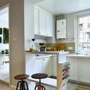 都市简约风格新房厨房装饰