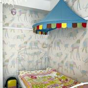 别墅儿童房卧室设计