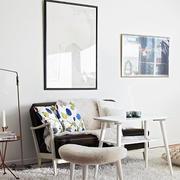 小户型沙发背景墙设计