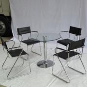 都市混搭风格桌椅装修