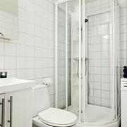 loft风格简约卫生间设计